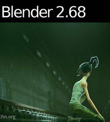Blender 2.68 disponible.